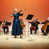 Clara Cernat et l'orchestre de chambre de Toulouse